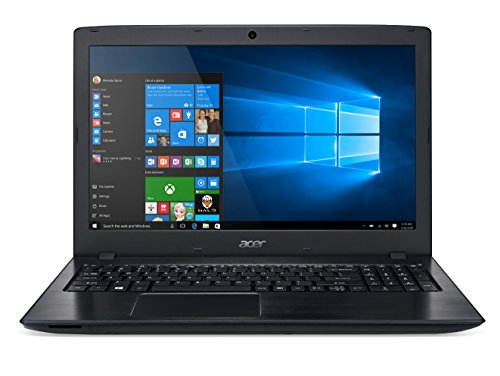 Acer Aspire E 15 E5-575-33BM 15.6-Inch FHD Notebook (Intel Core i3-7100U 7th Generation , 4GB DDR4,