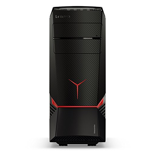 2018 Lenovo IdeaCentre Y700 Cube Gaming Desktop Computer, Intel Core i7-6700 up to 4.00GHz,16GB RAM,