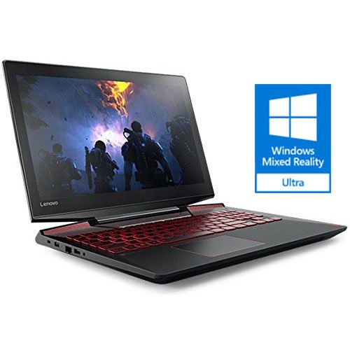 Lenovo Legion Y720 – 15.6″ Gaming Laptop (Intel Core i7 / 8GB RAM / 256GB PCIe SSD / GeForce GTX 1060 6GB / Windows 10) 80VR0064US