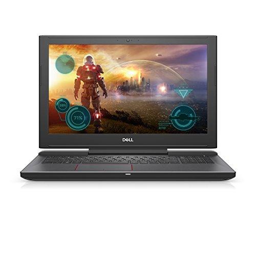 Dell i7577-5241BLK-PUS Inspiron LED Display Gaming Laptop – 7th Gen Intel Core i5, GTX 1060 6GB Graphics,