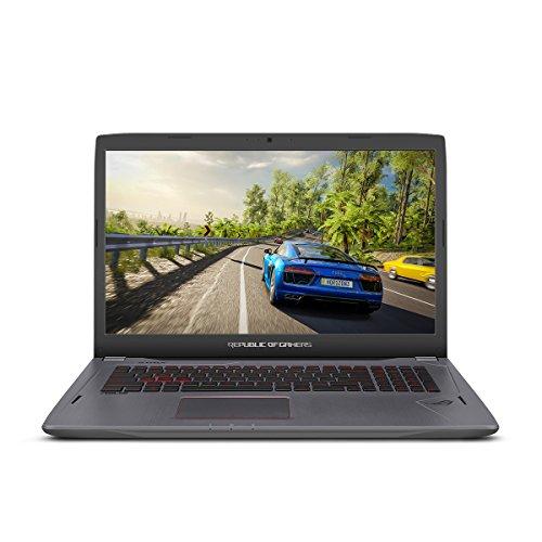 ASUS ROG Strix GL702VS 17.3″ Full HD Ultra Thin and Light Gaming Laptop,75HZ G-SYNC Display,