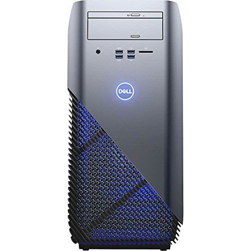 2018 Flagship Dell Inspiron Gaming Desktop, AMD Ryzen 5 1400 3.4GHz, 16GB DDR4, 1TB 7200RPM HDD +128GB SSD,