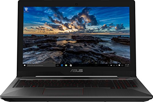 """ASUS FX503VD 15.6"""" FHD Powerful Gaming Laptop, Intel Core i5-7300HQ Quad-core 2.5GHz (Turbo up to 3.5GHz) Processor,"""