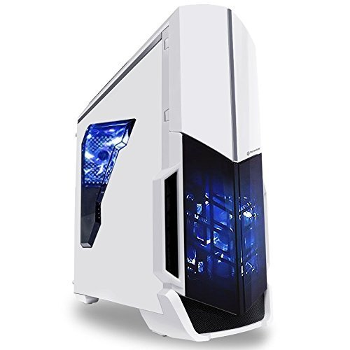 Skytech Gaming ST-ARCH-GTX1050-2G Archangel Computer Desktop PC FX-6300, GTX 1050, 8GB DDR3, 1TB HDD, Windows 10 Pro,