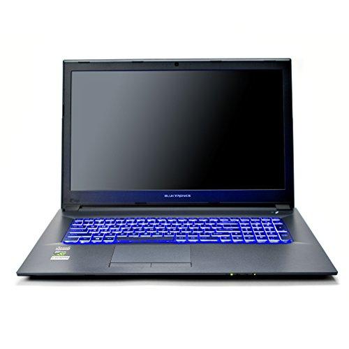 "Eluktronics N870HP6 Pro-X Premium Gaming Laptop – Intel Core i7-7700HQ Quad Core Windows 10 Home 6GB GDDR5 NVIDIA GeForce GTX 1060 17.3"" Full HD IPS Display 256GB PCIe NVMe SSD + 16GB DDR4 RAM"