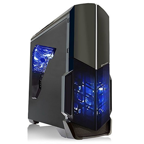 SkyTech Shadow GTX 1050 Gaming Computer Desktop PC FX-4300 3.80 GHz Quad Core, GTX 1050 2GB,