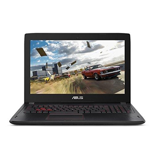 ASUS Gaming Thin and Light Laptop, 15.6-inch Full HD , Intel Core i7-7700HQ Processor, 16GB DDR4 RAM,