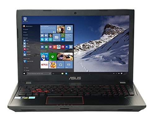 2018 Asus FX53VD 15.6-inch Full-HD (1920×1080) Premium Gaming Laptop PC – Intel Quad Core i7 Processor,