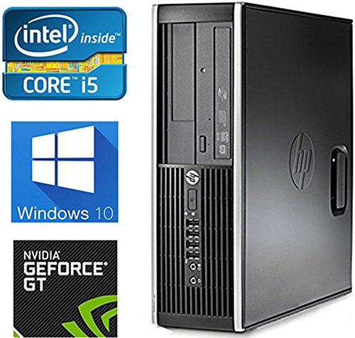 HP 8300 4K Gaming Computer Intel Quad Core i5 upto 3.6GHz, 8GB, 1TB HD, Nvidia GT730 4GB,