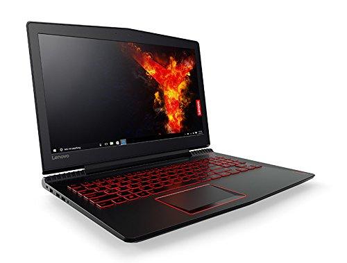 Lenovo Legion Y520 Gaming Laptop – Core i7-7700HQ, 16GB RAM, 2TB HDD + 256GB SSD,