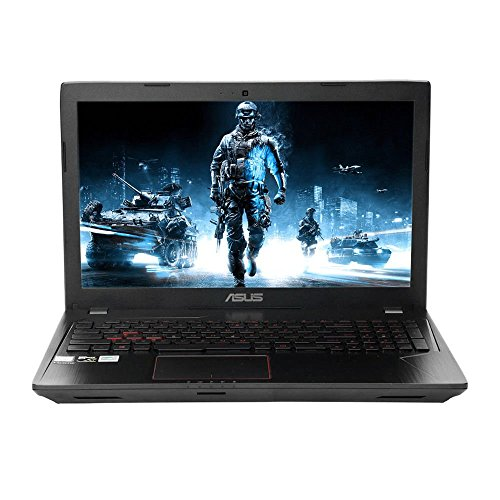 2018 Asus FX53VD 15.6″ FHD IPS Gaming Laptop Computer, Intel Quad-Core i7-7700HQ up to 3.80GHz,