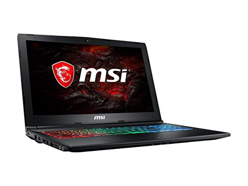 MSI GP62MVRX Leopard Pro-699 15.6″ i7 7th Gen 7700HQ (2.80GHz) GTX 1060 16GB RAM 128GB SSD + 1TB HDD Gaming Laptop