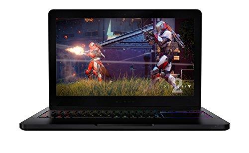 "Razer Blade Pro Gaming Laptop – 17.3"" 120Hz Full HD display, Quad-Core Intel Core i7-7700HQ,"