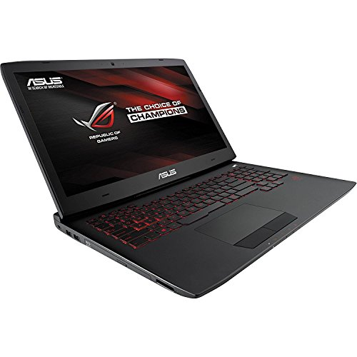 ASUS ROG G751 17.3″ FHD Premium Gaming Laptop, Intel Quad Core i7-4870HQ 2.5GHz, 32GB DDR4,