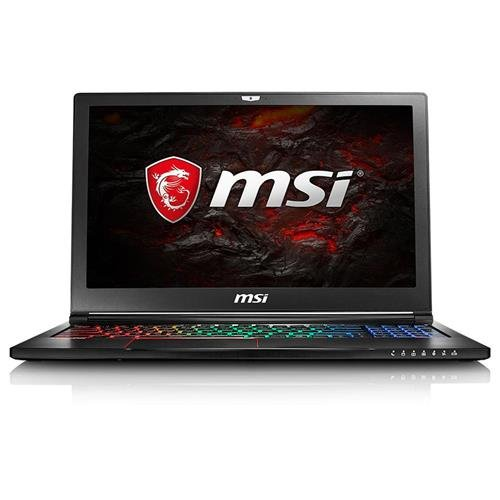 MSI GS63 STEALTH-060 15.6″ IPS Level Ultra Thin and Light Gaming Laptop i7-7700HQ GTX 1050 2G 16GB 256GB SSD + 1TB,
