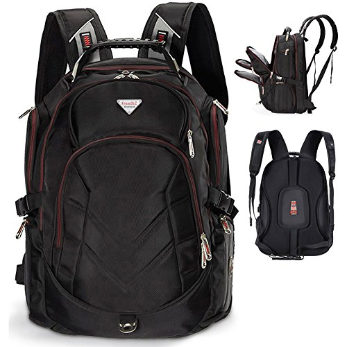 FreeBiz 18.4 Inches Laptop Backpack Fits up to 18 Inch Gaming Laptops for Dell, Asus,