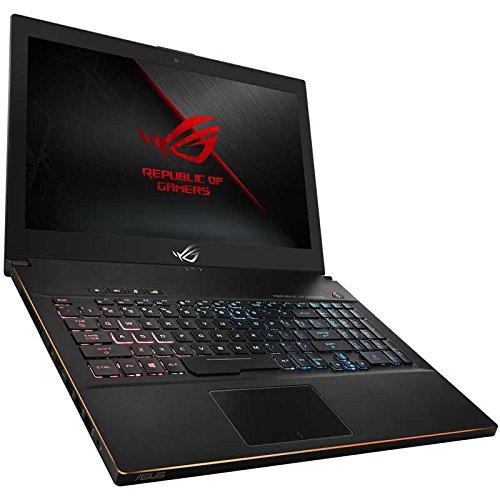 "ASUS ROG Zephyrus M (GM501GS-XS74) 15.6"" Ultra Slim Gaming Laptop, 144Hz IPS-Type G-SYNC Panel, GTX 1070 8GB,"
