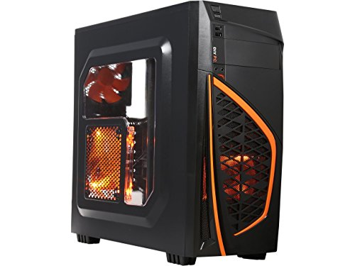 Gaming Desktop – AMD FX-8300 3.30GHz Octa-Core Processor, 8GB DDR3 Memory, NVIDIA GeForce GTX 1050 (2GB GDDR5) Graphics,