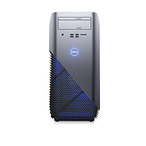 2018 Newest Flagship Dell Inspiron 5675 Premium Gaming VR Ready Desktop Computer (AMD Quad-Core Ryzen 5 1400 up to 3.4 GHz,