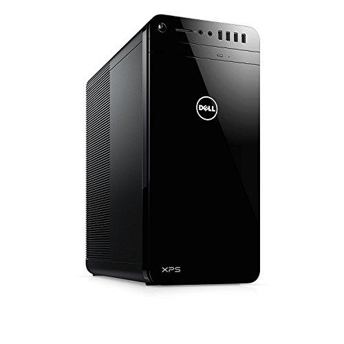 2017 Dell XPS 8920 Gaming Tower Desktop PC: Intel Quad-Core i7-7700, 24GB DDR4, 256GB SSD + 1TB HDD,