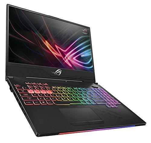 "ROG Strix Hero II Gaming Laptop, GL504 15.6"" 144Hz IPS-Type Slim Display, GeForce GTX 1060 6GB,"