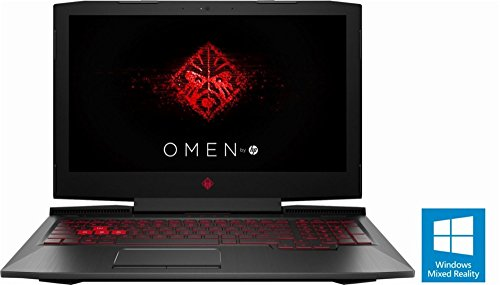 2018 HP OMEN 15-CE018DX 15.6″ FHD IPS Gaming Laptop – Intel Core i7-7700HQ (2.8 GHz-3.8 GHz),