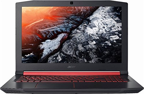 Acer Nitro 5 Flagship Gaming VR Ready Laptop, 15.6 Inch FHD Display, Intel Quad Core i5-7300HQ up to 3.5GHz,