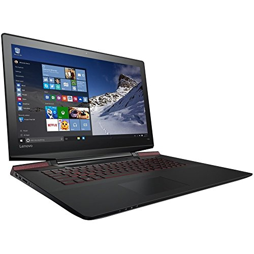 Lenovo IdeaPad Y700 17.3 inch Flagship Gaming Laptop, 17.3″ FHD IPS Display, Intel Quad-Core i7 2.60 GHz,
