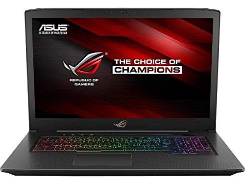 2018 ASUS ROG GL703VM 17.3″ FHD 120Hz VR Ready Gaming Laptop Computer, Intel Quad-Core i7-7700HQ,