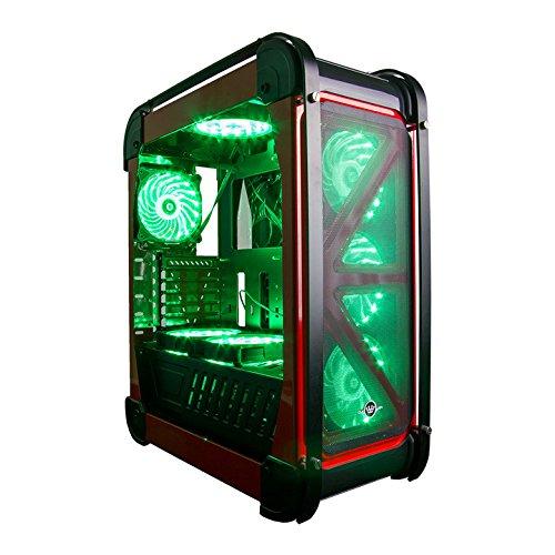 CUK Switch 77 – Gamer VR Ready Desktop (Intel Core i5-8400, 16GB DDR4 RAM, 120GB SSD + 1TB HDD,