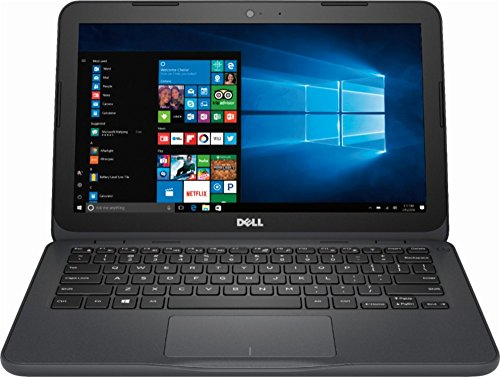 Dell Inspiron 11 3000 Laptop/Netbook, AMD A6-9220e Processor up to 2.4 GHz, 4GB DDR4, 32GB eMMC SSD,
