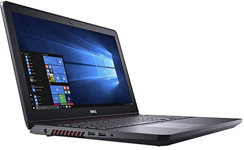 Dell Inspiron 15 5000 5577 Gaming Laptop – 15.6″ Anti-Glare FHD (1920×1080), Intel Quad-Core i5-7300HQ,