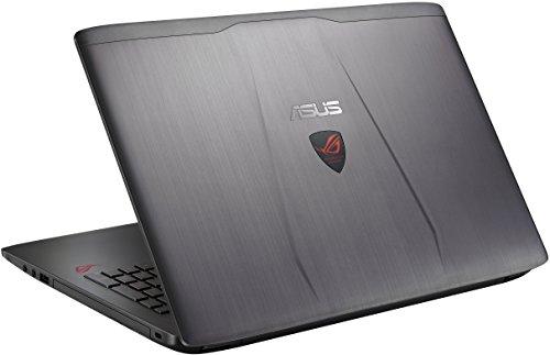 ASUS ROG GL552VW-DH71 15-inch Gaming Laptop, Discrete GPU GeForce GTX 960M 2GB VRAM, 16GB DDR4,