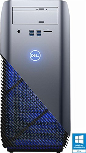 2018 Dell High Performance VR Ready Gaming Desktop Computer, AMD Quad-Core A10-9700 up to 3.8GHz,