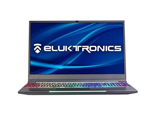 "Eluktronics MECH-15 G2 VR Ready Mechanical Keyboard Gaming Laptop – Intel i7-8750H Hexa Core Win 10 Home 6GB GDDR5 NVIDIA GeForce GTX 1060 15.6"" Full HD Display 512GB Performance SSD + 16GB DDR4 RAM"
