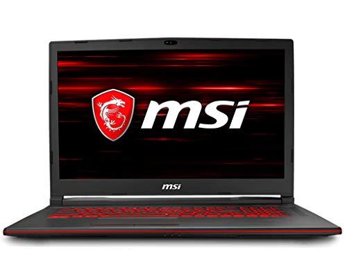 MSI GL73 8RD-031 Full HD Performance Gaming Laptop i7-8750H (6 cores) GTX 1050Ti 4G, 16GB 128GB + 1TB,