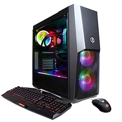 CYBERPOWERPC Gamer Supreme Liquid Cool SLC9000CPG Gaming PC (Intel i7-8700K 3.7GHz, 32GB DDR4, NVIDIA GeForce RTX 2080 Ti 11GB,