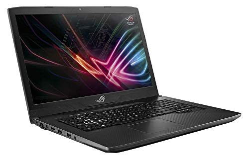ASUS ROG Strix GL703 17.3″ Full HD 120Hz Gaming Laptop, Intel Quad-Core i7-7700HQ Upto 3.8GHz,