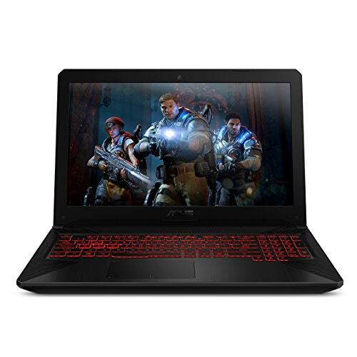"""ASUS TUF Gaming Laptop (FX504) 15.6"""" 120Hz 3ms Full HD, Intel Core i7-8750H (up to 3.9GHz) Processor,"""