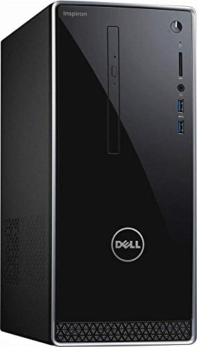 2019 Dell Inspiron 3668 Business Gaming Desktop Computer, Intel Quad‑Core i7-7700 up to 4.2Hz, 16GB DDR4,