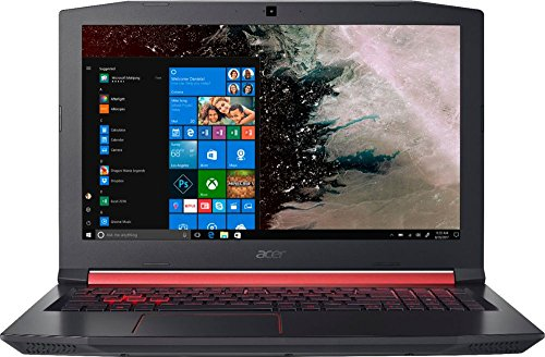 Acer Nitro 5 AN515 Laptop: Core i5-8300H, 15.6inch Full HD IPS Display, 8GB RAM, 256GB SSD,