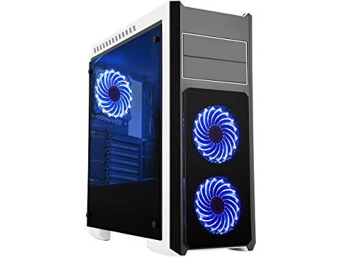 Gaming Desktop PC Computer AMD 8 Core 4.0GHz Processor, 16GB RAM, GTX 1060 VR Ready,
