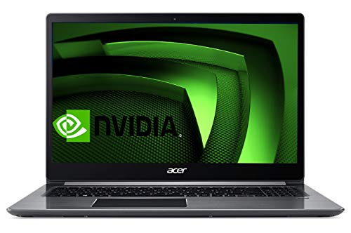 Acer Swift 3 SF315-51G Slim Gaming Laptop 8th Gen. Quad Core Intel Core i5 up to 3.4GHz 8GB 256GB SSD 15.6″