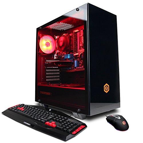 CYBERPOWERPC Gamer Ultra GUA883 Desktop Gaming PC (AMD FX-6300 3.5GHz, 8GB DDR3, AMD R7 240 2GB,