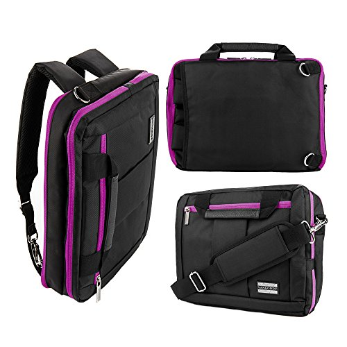 Travel Laptop Backpack, Large 3-in-1 Convertible College School Backpack for Mens and Women with Detachable Strap,