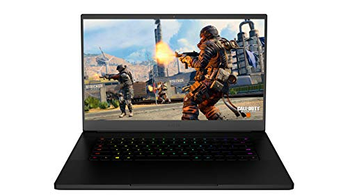 Razer Blade 15: World's Smallest 15.6″ Gaming Laptop – 144Hz Full HD Thin Bezel –