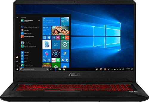 2019 ASUS TUF 17.3″ FHD VR Ready Gaming Laptop Computer, 8th Gen Intel 6-core i7-8750H Up to 4.1GHz,