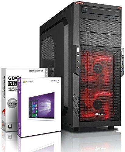 Windows 10 Gaming Computer PC – AMD FX 6300 Hexa-Core @ 4.10GHz Max – 2GB DDR5 nVidia GTX1050 Graphics –