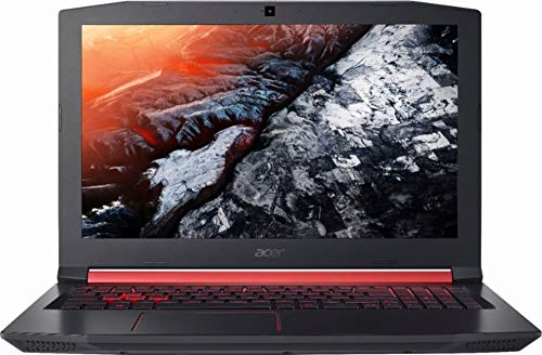 Acer Nitro 5 2019 15.6 FHD IPS Gaming Laptop, Quad-Core i5-8300H(Beat i7-7700), 4GB/8GB/16GB/32GB RAM, 128GB to 1TB SSD,