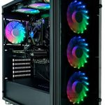 CUK Stratos VR Ready Gamer PC (Intel i7-8700, 16GB DDR4 RAM, 500GB SSD, NVIDIA GeForce GTX 1080 8GB,